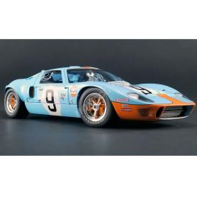 FORD GT40 MKI 9 RODRIGUEZ/BIANCHI LE MANS 1968 1ER