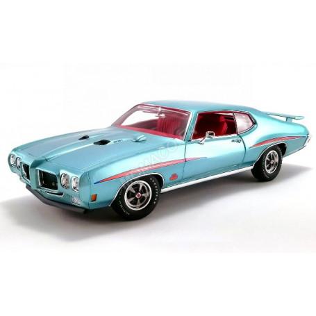 PONTIAC GTO JUDGE 1970 TURQUOISE