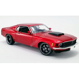 FORD MUSTANG BOSS 429 1970 ROUGE
