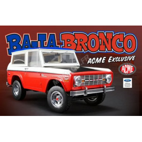 "FORD BRONCO ""BILL STROPPE EDITION"" 1971 (EPUISE)"