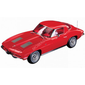 CHEVROLET CORVETTE 1963 ROUGE (EPUISE)