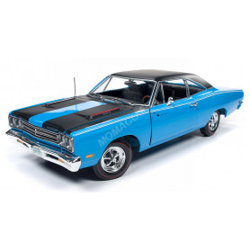 PLYMOUTH ROAD RUNNER 1969 BLEUE