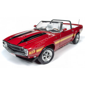 FORD MUSTANG SHELBY GT500 1970 ROUGE (EPUISE)