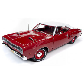 DODGE SUPER BEE 1969 ROUGE (EPUISE)