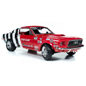 """FORD MUSTANG FASTBACK 1968 """"SANDY ELIOT RACING"""""""
