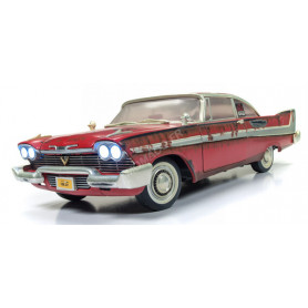 "PLYMOUTH FURY 1958 ""CHRISTINE (1983)"" VERSION SALIE"