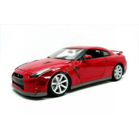 NISSAN GT-R 2009 ROUGE
