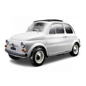 FIAT 500F 1965 BLANCHE