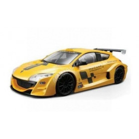 RENAULT MEGANE TROPHY 2005 JAUNE (METAL KIT)