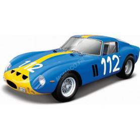 FERRARI 250 GTO 112 BLEUE