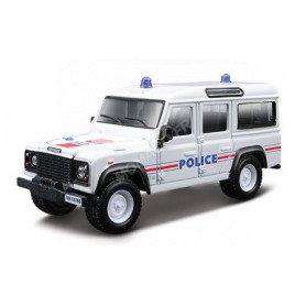LAND ROVER DEFENDER 110 POLICE (EPUISE)
