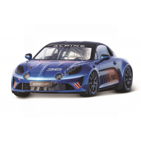RENAULT ALPINE A110 2018 COMPETITION