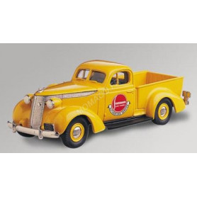 STUDEBAKER PICK UP 1937 JAUNE
