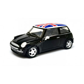 "NEW MINI COOPER ""UNION JACK"" NOIR"