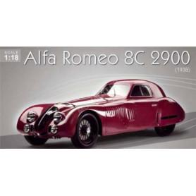 ALFA ROMEO 8C 2900 1938