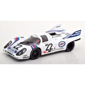 "PORSCHE 917K ""MARTINI"" 22 MARKO/VAN LENNEP LE MANS 1971 1ER"