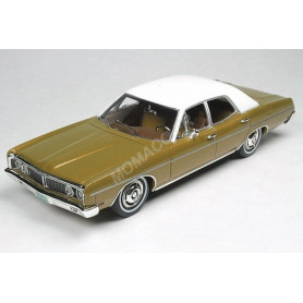 FORD GALAXIE SEDAN 4 PORTES 1970 BRONZE TOIT BLANC