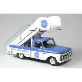 "FORD F100 STAIRS TRUCK 1965 ""PAN AMERICAN AIRWAYS"""
