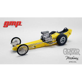 GREER BLACK PRUDHOMME VINTAGE DRAGSTER