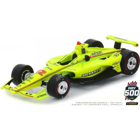 "INDYCAR ""MENARDS"" 22 SIMON PAGENAUD TEAM PENSKE INDIANAPOLIS 500 2019 CHAMPION (EPUISE)"