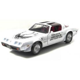 PONTIAC TRANSAM DAYTONA 500 PACE CAR 1981