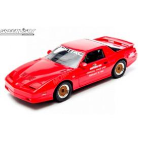 PONTIAC TRANSAM GTA 1987 NASCAR DAYTONA 500 PACE CAR ROUGE