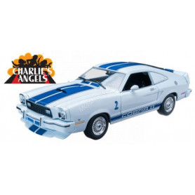 "FORD MUSTANG COBRA II 1976 ""CHARLIE'S ANGELS (1976-1981)"