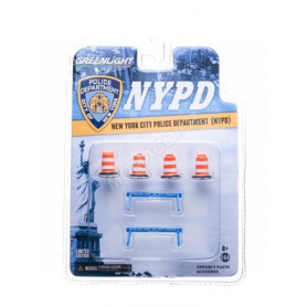 """ROAD ACCESSORY """"NYPD"""" PACK SERIES 1"""