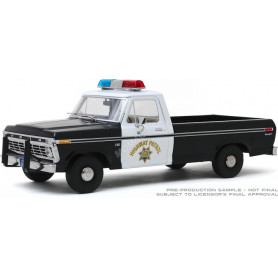 "FORD F-100 TRUCK 1975 ""CALIFORNIA HIGHWAY PATROL"" (EPUISE)"