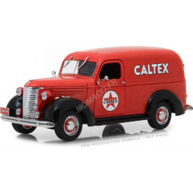 "CHEVROLET PANEL TRUCK 1939 ""CARTEX"""
