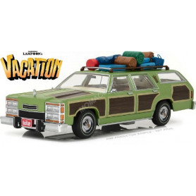 "WAGON QUEEN FAMILY TRUCKSTER 1979 ""NATIONAL LAMPOON'S VACATION (1983)"" HONKY LIPS VERSION (EPUISE)"