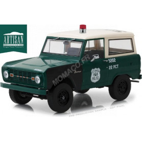 "FORD BRONCO ""NEW YORK POLICE DEPARTMENT"" (NYPD) 1967"