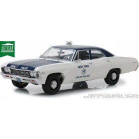 "CHEVROLET BISCAYNE 1967 ""NEW YORK POLICE DEPARTMENT"" (NYPD)"