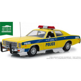 PLYMOUTH FURY 1977 PORT AUTORITY OF NEW YORK AND NEW JERSEY POLICE (EPUISE)