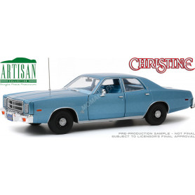 """PLYMOUTH FURY 1977 """"CHRISTINE (1983) - RUDOLPH JUNKINS"""" (EPUISE)"""