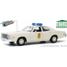 "PLYMOUTH FURY 1975 MISSISSIPPI HIGHWAY PATROL ""SMOKEY & THE BANDIT (1977)"""