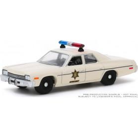 "DODGE MONACO 1975 ""HAZZARD COUNTY SHERIFF"""