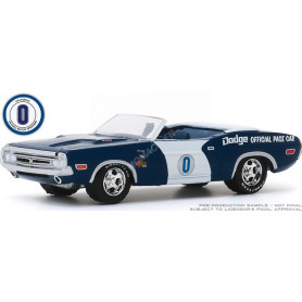 DODGE CHALLENGER CONVERTIBLE 1971 ONTARIO MOTOR SPEEDWAY DODGE OFFICIAL PACE CAR
