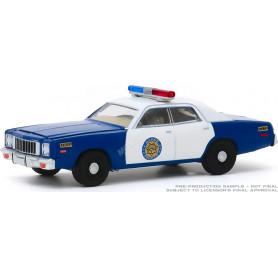 "PLYMOUTH FURY 1975 ""OSAGE COUNTY SHERIFF"" (EPUISE)"