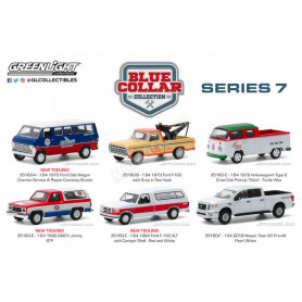 COFFRET 6 BLUE COLLAR COLLECTION - SERIES 7