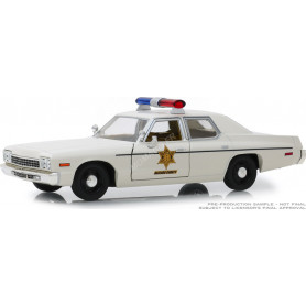 "DODGE MONACO 1975 ""HAZZARD COUNTY SHERIFF"" (EPUISE)"