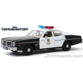 "DODGE MONACO METROPOLITAN POLICE 1977 ""TERMINATOR (1984)"""