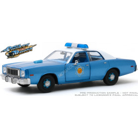 "PLYMOUTH FURY 1975 ARKANSAS STATE POLICE ""SMOKEY & THE BANDIT (1977)"" (EPUISE)"