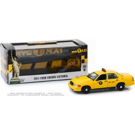 """FORD CROWN VICTORIA """"NEW YORK CITY"""" TAXI"""" 2011"""