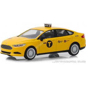 """FORD FUSION """"NEW YORK CITY - TAXI"""" 2013 (EPUISE)"""