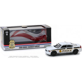 "DODGE CHARGER 2006 ""UNITED STATES SECRET SERVICE POLICE"" (EPUISE)"