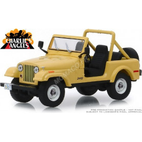"JEEP CJ-5 1980 ""CHARLIE'S ANGELS (1976-1981)"" (EPUISE)"