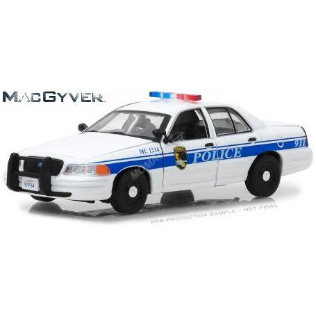 "FORD CROWN VICTORIA 2003 POLICE INTERCEPTOR CALIFORNIA ""MACGYVER (2016-2017)"""