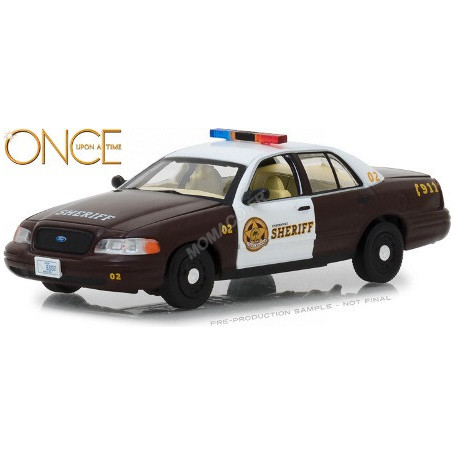 """FORD CROWN VICTORIA 2005 """"ONCE UPON A TIME (2011-2018) - SHERIFF GRAHAM"""""""
