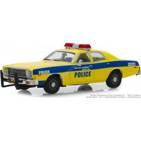 PLYMOUTH FURY PORT AUTHORITY OF NEW YORK & NEW JERSEY POLICE 1977